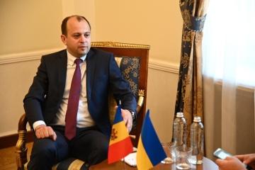 Ukraine, Moldova agree to resume bilateral consultations