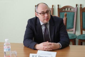 Ukraine, Estonia interested in digital cooperation