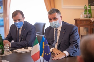 Ukraine to adopt Italy's experience in protecting maritime borders