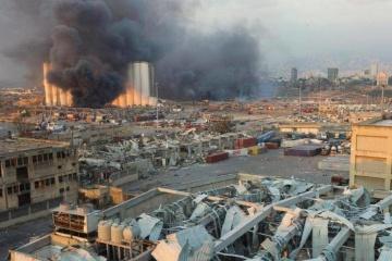Comunidad ucraniana en el Líbano crea un fondo para ayudar a los ucranianos afectados por la explosión