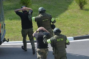 ルカシェンコ・ベラルーシ大統領、拘束傭兵につきウクライナと協力の準備があると発言