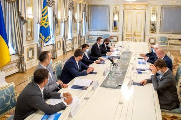Zelensky: Siempre apoyaremos proyectos que mejoren la imagen de Ucrania