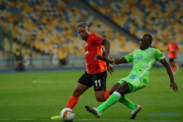 Ligue Europa : le Shakhtar Donetsk a fait exploser Wolfsburg