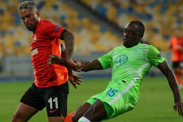 Schachtar Donezk schlägt VfL Wolfsburg und zieht ins Viertelfinale der UEFA Europa League ein