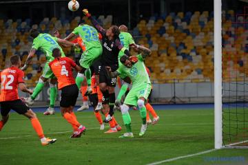 El Shakhtar derrota al Wolfsburgo y avanza a los cuartos de final de la UEFA Europa League