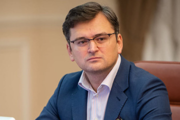 Kuleba to discuss situation in Donbas during visit to Romania