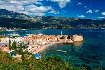 Montenegro permite la entrada de los ucranianos sin restricciones