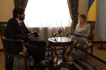 Dzhaparova: Ucrania busca obtener el estatus de observador en el Consejo Túrquico