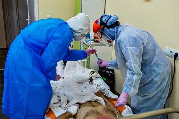 In Ukraine 1.008 neue Coronavirus-Fälle in den letzten 24 Stunden