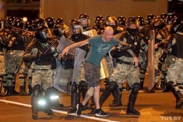 Rund 3000 Menschen bei Protesten in Belarus festgenommen