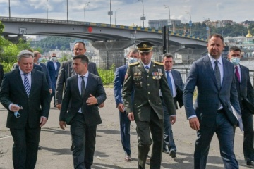 Zelensky introduces new head of Main Intelligence Directorate