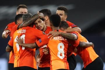 El Shakhtar golea 4-1 al Basel y llega a semifinales de la UEFA Europa League
