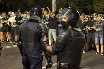 【ブログ】ベラルーシの抗議 ウクライナの記者へのアドバイス
