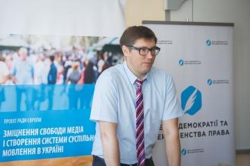 Viceministro Shevchenko supervisará las cuestiones de política de información y de medios