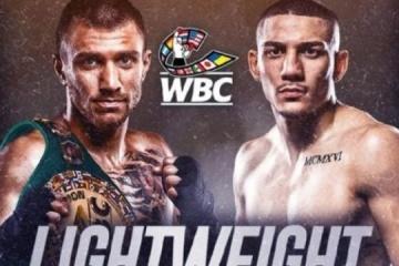 Lomachenko y López firman contrato para pelear el 17 de octubre