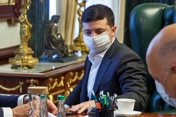 Ukraina znajduje się na progu drugiej fali koronawirusa - Prezydent