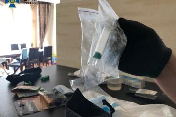 СБУ изъяла наркотиков почти на 11 миллионов гривень