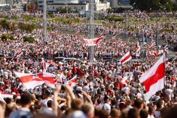 日本外務省、ベラルーシ情勢につき新たな報道官談話を発出