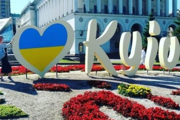 Kyiv city reports 356 new COVID-19 cases