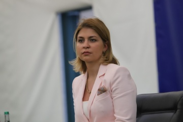 Vice PM Stefanishyna: Ukraine seeks broader participation in shaping Black Sea region security