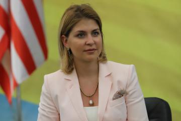 Stefanishyna: La UE es el principal destino de las exportaciones de Ucrania durante tres años