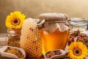 Les exportations de miel de l'Ukraine ont atteint un niveau record