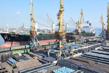 Le ministère de l'Infrastructure approuve le plan du développement de l'Administration des ports maritimes d'Ukraine