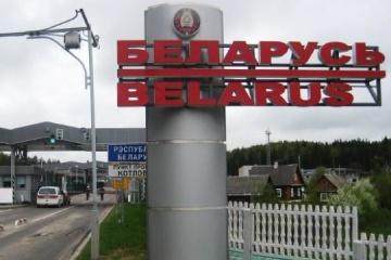 Ukraine verstärkt Grenzschutz zu Weißrussland
