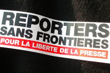 Reporters sans frontières dénonce les tentatives d'intimidation envers les journalistes de « Skhemy »