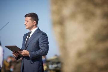 Volodymyr Zelensky appelle la communauté internationale à un partenariat avec l'Ukraine