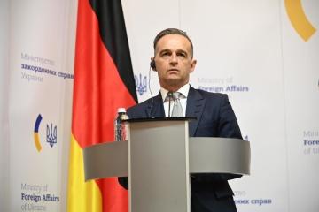 Niemcy monitorują sytuację na granicy ukraińsko-rosyjskiej – Maas