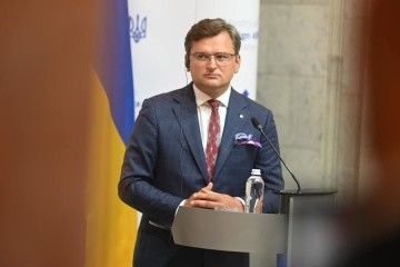 Kuleba in OSCE: Ukraine continues to observe ceasefire despite provocations