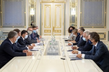 Zelensky, Maas discuss preparations for Normandy format summit