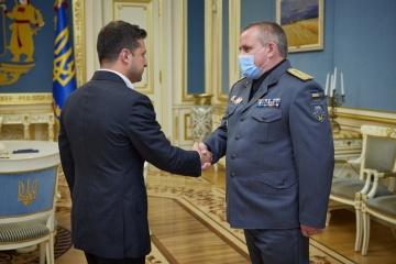 Generalmajor Galagan wird neuer Kommandeur von Kräften für spezielle Operationen