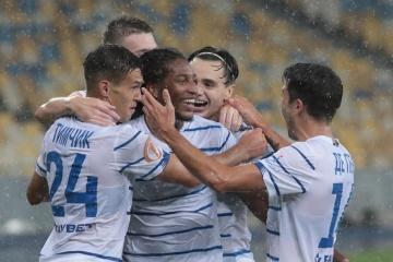 Dynamo gewinnt Supercup gegen Schachtar