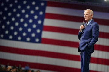 Biden promises to provide Ukraine with lethal weapons in case of victory