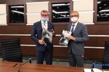 Die Ukraine und die Türkei unterzeichnen Memorandum über Zusammenarbeit in strategischen Bereichen
