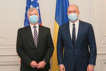 USA unterstützen Reformen in der Ukraine – Pompeos Stellvertreter