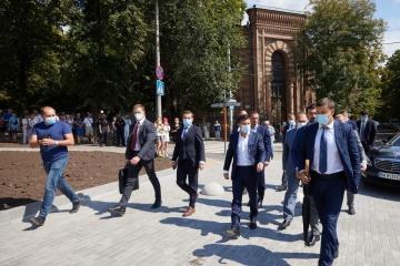 Selenskyj über starke Seiten der Region Kirowohrad