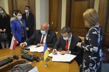 Ukraina i Polska podpisały deklarację o wymianie informacji w dziedzinie podatków