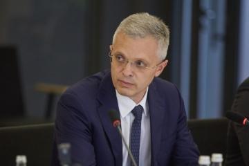 Serhij Serhijtschuk wird neuer Gouverneur der Oblast Tscherkasy