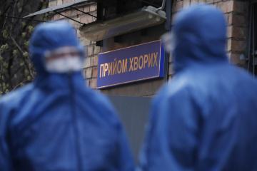 Ukraine reports 2,088 new coronavirus cases in past 24 hours