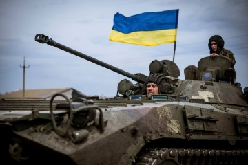 Invaders violate ceasefire near Marinka, no casualties reported