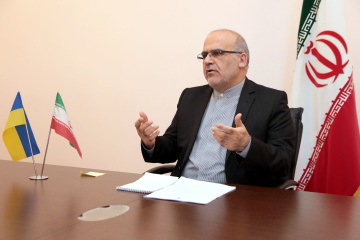Iran proposes holding second round of talks on UIA plane between Oct 18 and 21 - ambassador