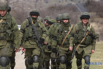 U.S. calls on Russia to end campaign of conscription of Crimeans into army