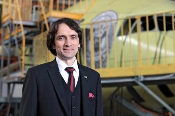 Oleksandr Los: El nuevo An-178 es un verdadero todoterreno de aviación