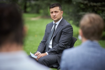 Zelensky: We would like to see Moscow's greater desire to speed up achievement of peace