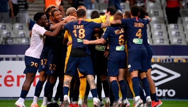 «ПСЖ» обіграв в серії пенальті «Ліон» і став володарем Кубка ліги