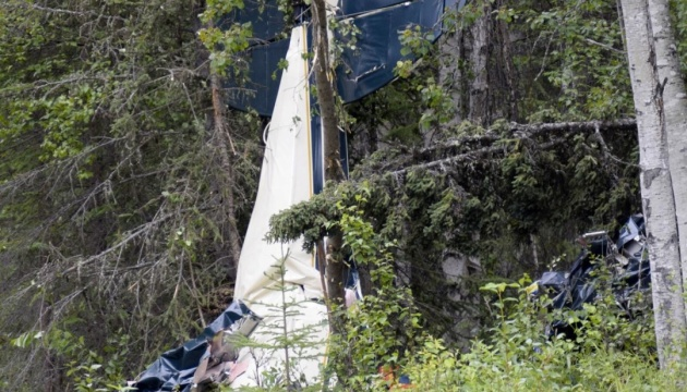 Над Аляской столкнулись самолеты, среди погибших - конгрессмен
