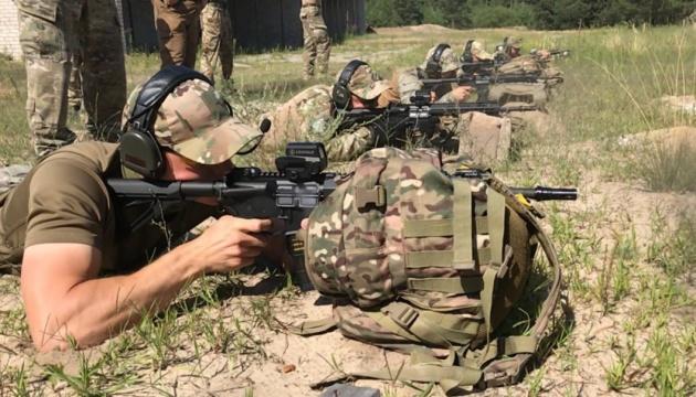 Прикордонники отримали нові штурмові гвинтівки, що замінять АК